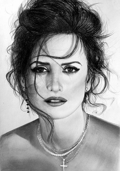 Penelope Cruz par Lazzzy